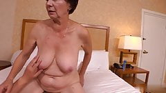 The start of my granny fetish 038