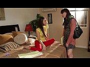 Lesbian Adventures Wet Panties Trib 4
