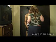 Hairy Pussy Squirting Lesbian StrapOn Lust