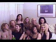 huge lesbian orgy