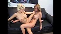 Tina Cheri & Wendi Knight