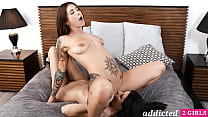 Addicted2Girls - India Summer Disciplines Her StepDaughter For Trashing House