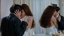 Claire Keim and Agathe de La Boulaye lesbian love scenes