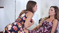 Riley Reid And Melissa Moore Hot StepSisters