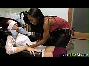 Ebony lesbian squirting