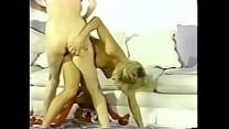 Angry blonde MILF Leslie Lixx gave two young dumb chicks with big knockers Kim Chambers and Ashley Renee a piece of her mind and challenged both of them in any order to classic cat fighting