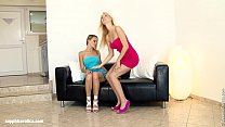 Spectacular Lovers - by Sapphic Erotica lesbian sex with Antonia Bernice