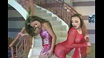 Lesbians Tribbing