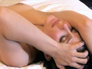Dominant big-tit wife Bridgette B fucks her Latina maid Reena Sky
